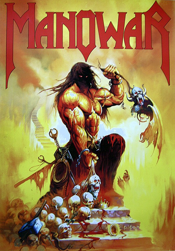 Manowar The Lord Of Steel Live